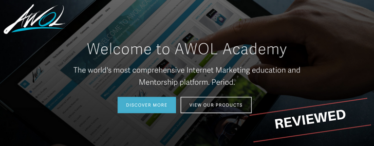 AWOL Academy Pro Review